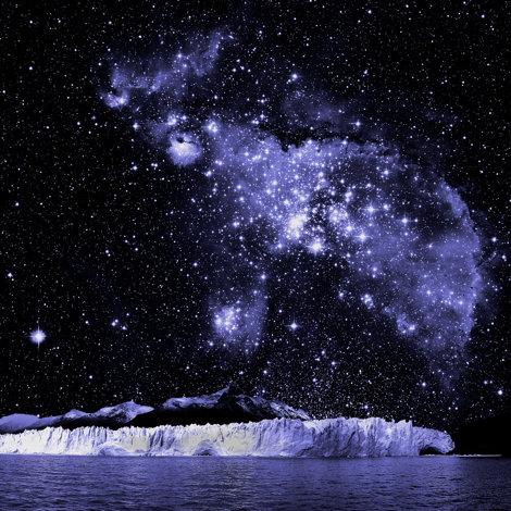 O noapte glacială superbă, înstelată