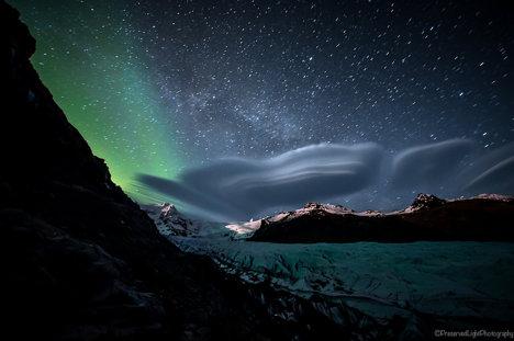 Ghețarul Svinafellsjokull