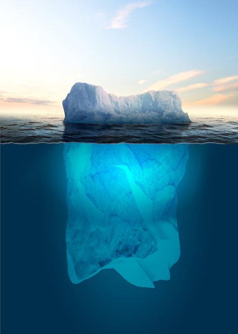 Adâncurile ascunse ale unui ghețar