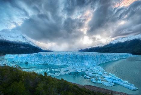 În sălbăticia din Patagonia