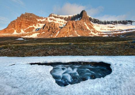 Ísafjörður din Islanda de Vest