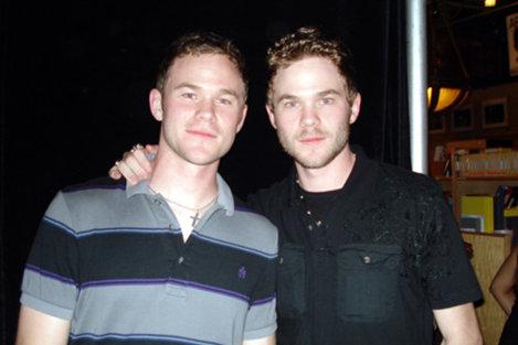 Aaron şi Shawn Ashmore