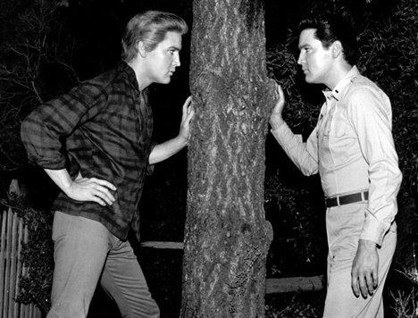 Elvis şi Jesse Presley
