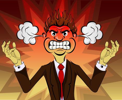 7 efecte secundare ale furiei