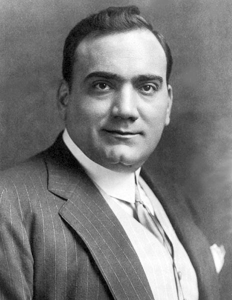 Putini oameni au avut incredere in potentialul lui Caruso, dar a fost cel mai mare tenor