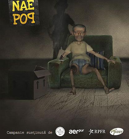 Nae Pop: povestea unui om ramas fara iubire, din cauza tigarilor