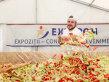 RECORD ROMÂNESC: Cea mai mare salată din lume
