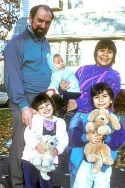 familia lui david