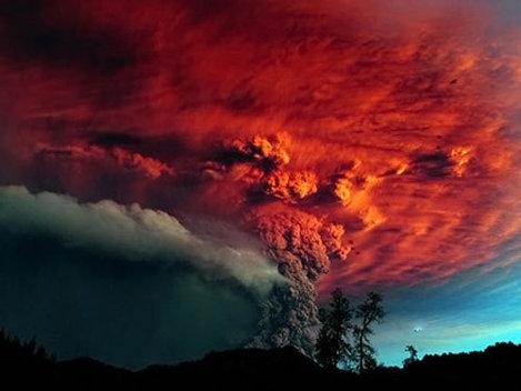 5 erupţii vulcanice spectaculoase