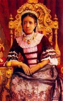 Regina Ranavalona I a Madagascarului