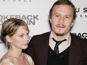 Heath Ledger si-a lasat sotia