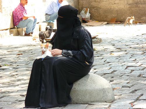 Femeie de religie islama