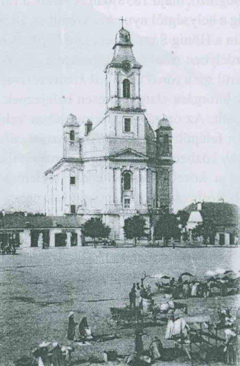 """Biserica """"Sf. Treime"""" din Bucuresti, arhitect Virginia Andreescu-Haret"""