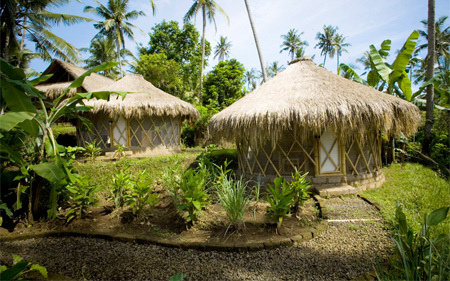 Scoala verde din Bali