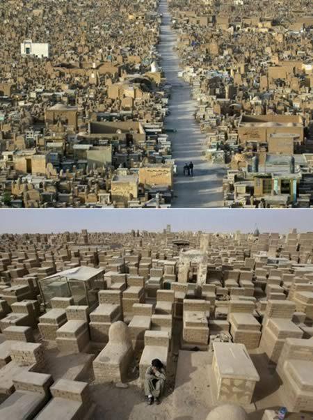 Cimitirul Wadi-us-Salaam