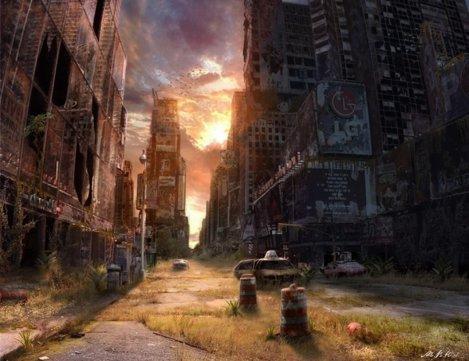 lumea dupa apocalipsa