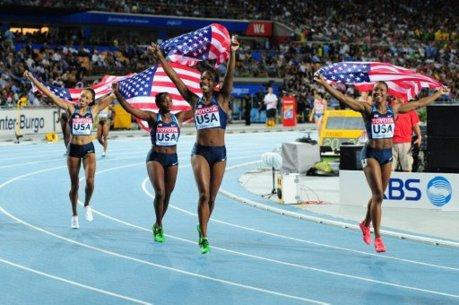 Reprezentantele SUA la maratoanele olimpice