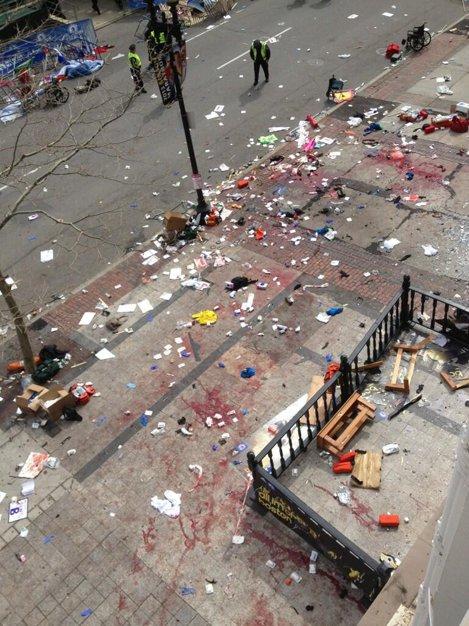 maraton boston explozie