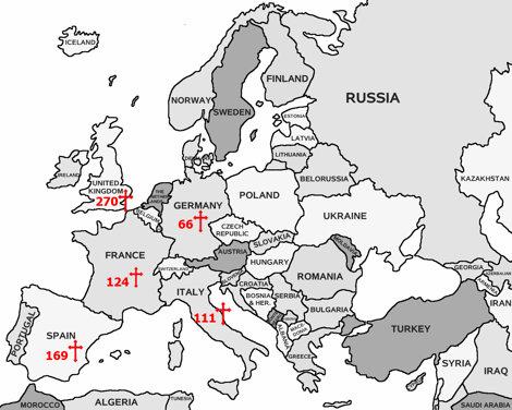 Numarul cazurilor mortale de gripa cu virus A/H1N1 a ajuns, astazi, la 1.024 in UE