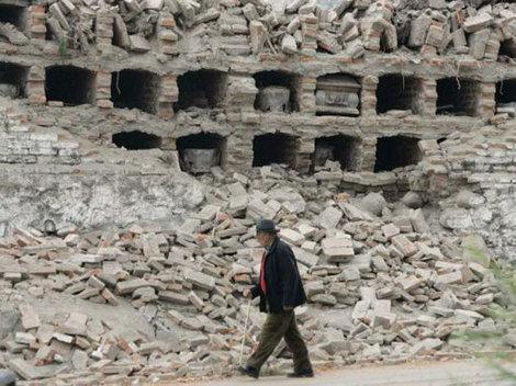 Desi seismul din Chile a fost mai putenic decat cel din Haiti, s-au inregistrat mai putine victime!