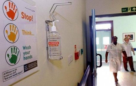 Noua bacterie se dezvoltă cu precădere în spitale
