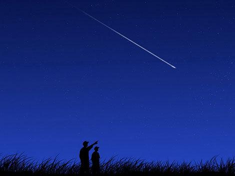Delta Aqaridele, ploaie de stele în noaptea de 28 spre 29 iulie 2014