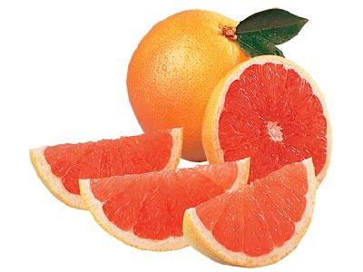 Grapefruit-ul, fructul celebru al dietelor de slăbire