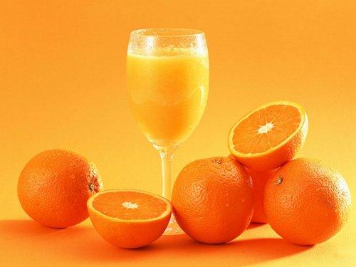 portocale si suc de portocale