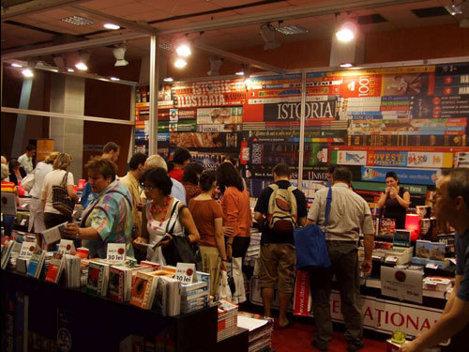 Bookfest 2010. Programul si evenimentele Targului de carte Bookfest 2010