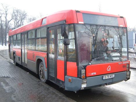 Scandalul transportului in comun din judetul Ilfov continua: RATB se retrage definitiv de la periferie!