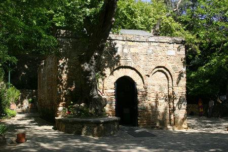 Casa Fecioarei Maria