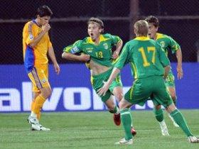 Romania-Lituania:0-3