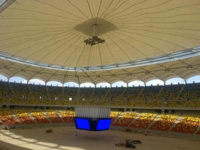 National Arena (simulare foto)