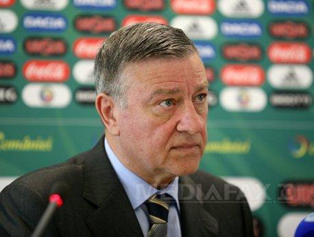 Presedintele FRF, Mircea Sandu