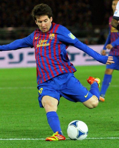 Messi a ajuns cu șansă la Barcelona