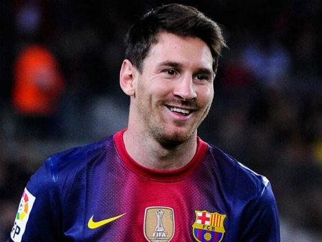 Nu era foarte cunoscut în Argentina înainte să debuteze la Barcelona
