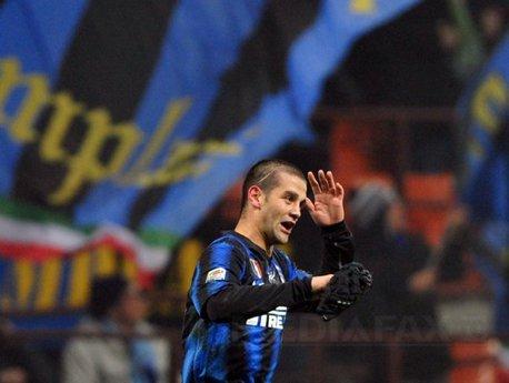 Chivu, printre cei mai slabi jucători ai meciului Olympique Marseille - Inter, scor 1-0