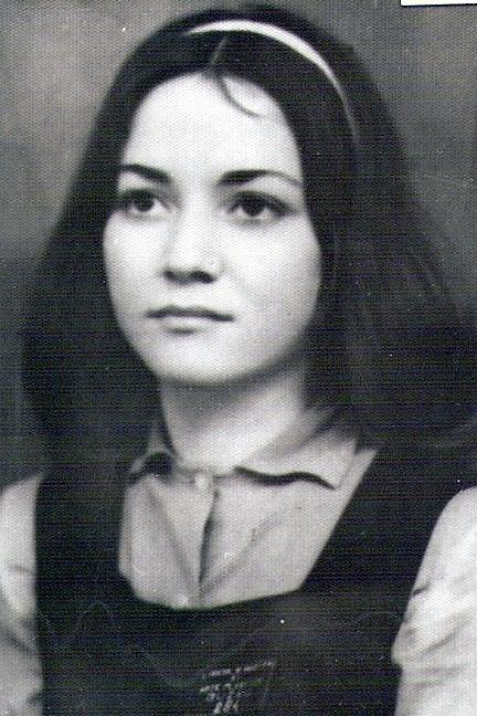 Mihaela Runceanu in liceu