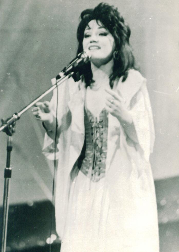 Mihaela Runceanu pe scena