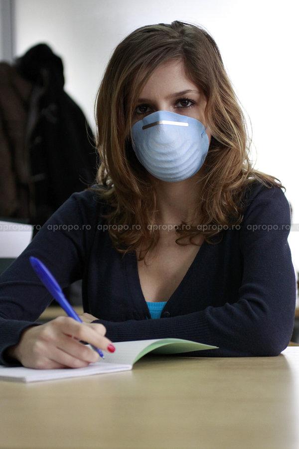 Masti impotriva gripei porcine