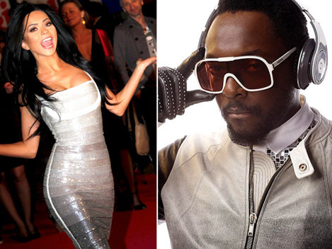 Inna, felicitata de rapper-ul Will.I.Am