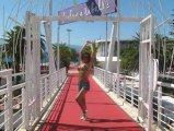 Daniela Crudu a fost la mare, in Italia (Poze)