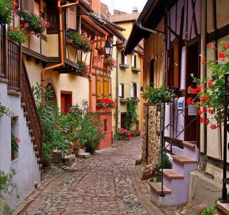 Eguisheim, Franţa