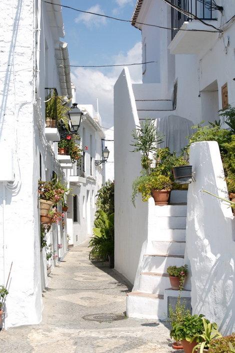 Frigiliana, Spania