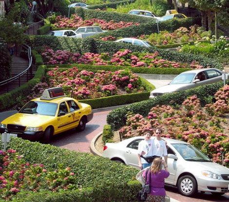 Lombard San   Francisco, USA