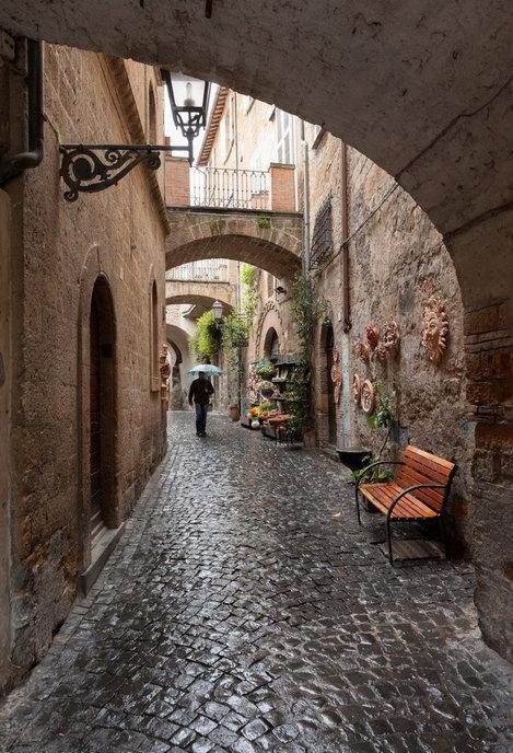 Orvieto,                                                           Italia