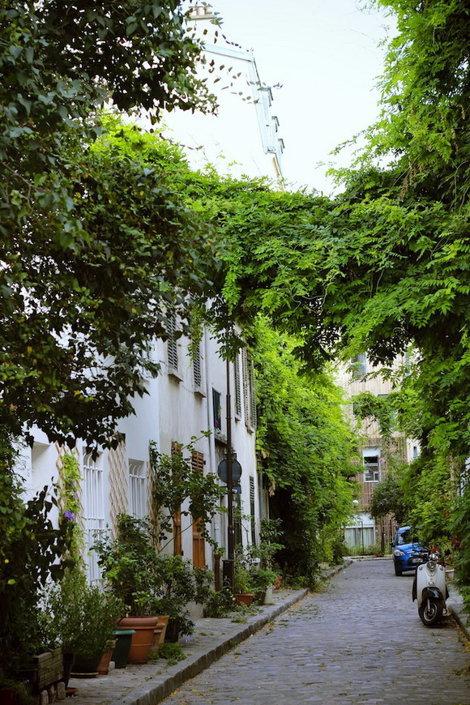 Rue   Des  Thermopyles, Paris, Franţa