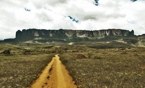 Muntele Roraima, Venezuela