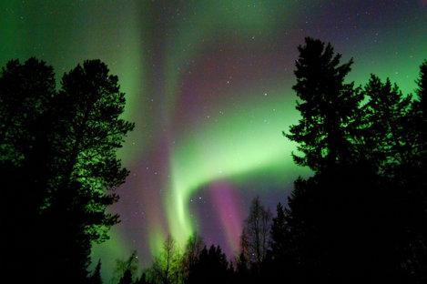 Northern Lights, Finlanda