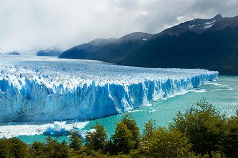 Gheţarul Perito Moreno, Argentina